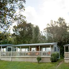 Rotorua's Blue Lake TOP 10 - Tikitapu Motel Accommodation