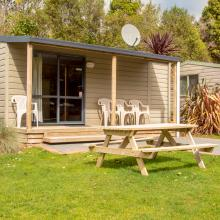 Rotorua's Blue Lake TOP 10 - Ensuite Cabins