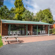 Rotorua's Blue Lake TOP 10 - Standard Cabin Accommodation