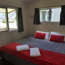 Tikitapu Motel View - Double Bed