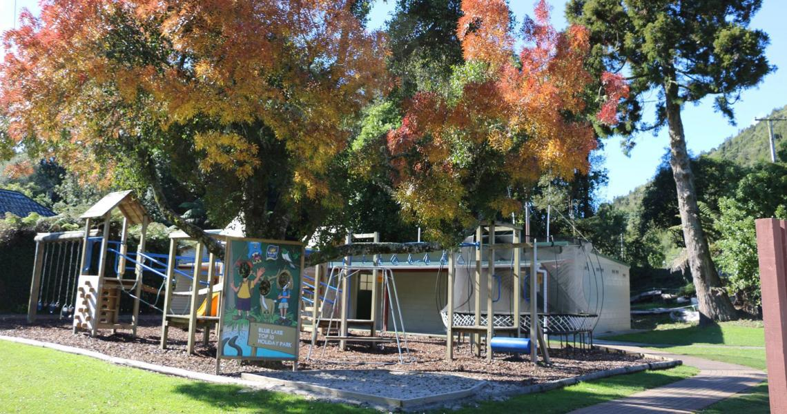Blue Lake TOP 10 Family Facilities - Childrens Playground