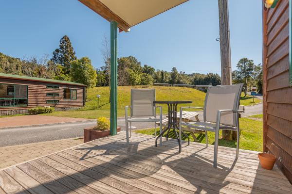 Rotorua's Blue Lake TOP 10 - Self Contained Units