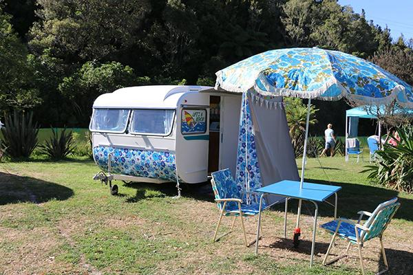 Campsite / Campground - Motor-homes